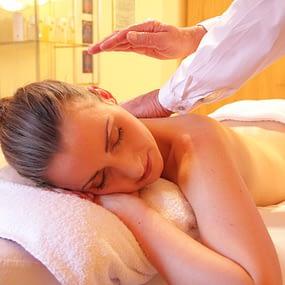 woman enjoying spa 2